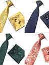 עניבת צווארון - סרוג מסיבה / עבודה בגדי ריקוד גברים
