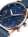 Reward men\'s watch sports casual watch business new 5-pin chronograph