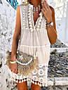 Women\'s A Line Dress Knee Length Dress Blushing Pink White Long Sleeve Print Spring Summer Casual 2021 S M L XL XXL XXXL 4XL 5XL