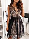 Women\'s A Line Dress Short Mini Dress Black Sleeveless Solid Color Summer Casual 2021 S M L XL