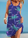 Γυναικεία Φόρεμα με λεπτή τιράντα Μίνι φόρεμα λιβελούλα Κίτρινο λουλούδι Θαλάσσια χελώνα Δέντρο καρύδας Χελώνα (μπλε και άσπρο) Μικρός αστερίας (λευκό φόντο) Μεγάλος αστερίας Μικρός αστερίας Άγκυρα