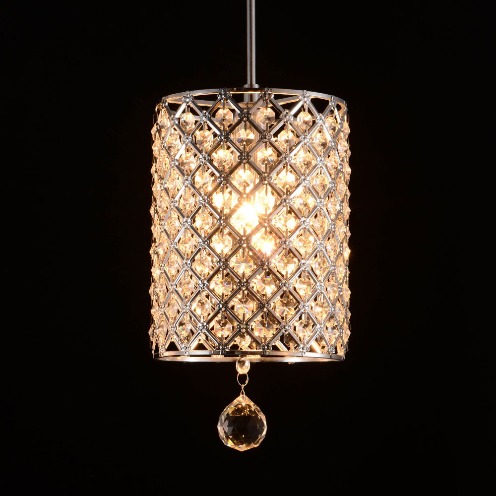 2017 Modern Mini Crystal Ceiling Lighting Chandelier Light