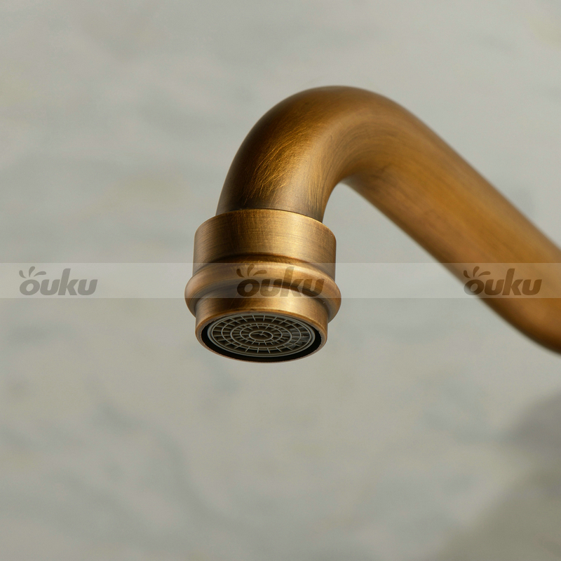 how to change double faucet to singe