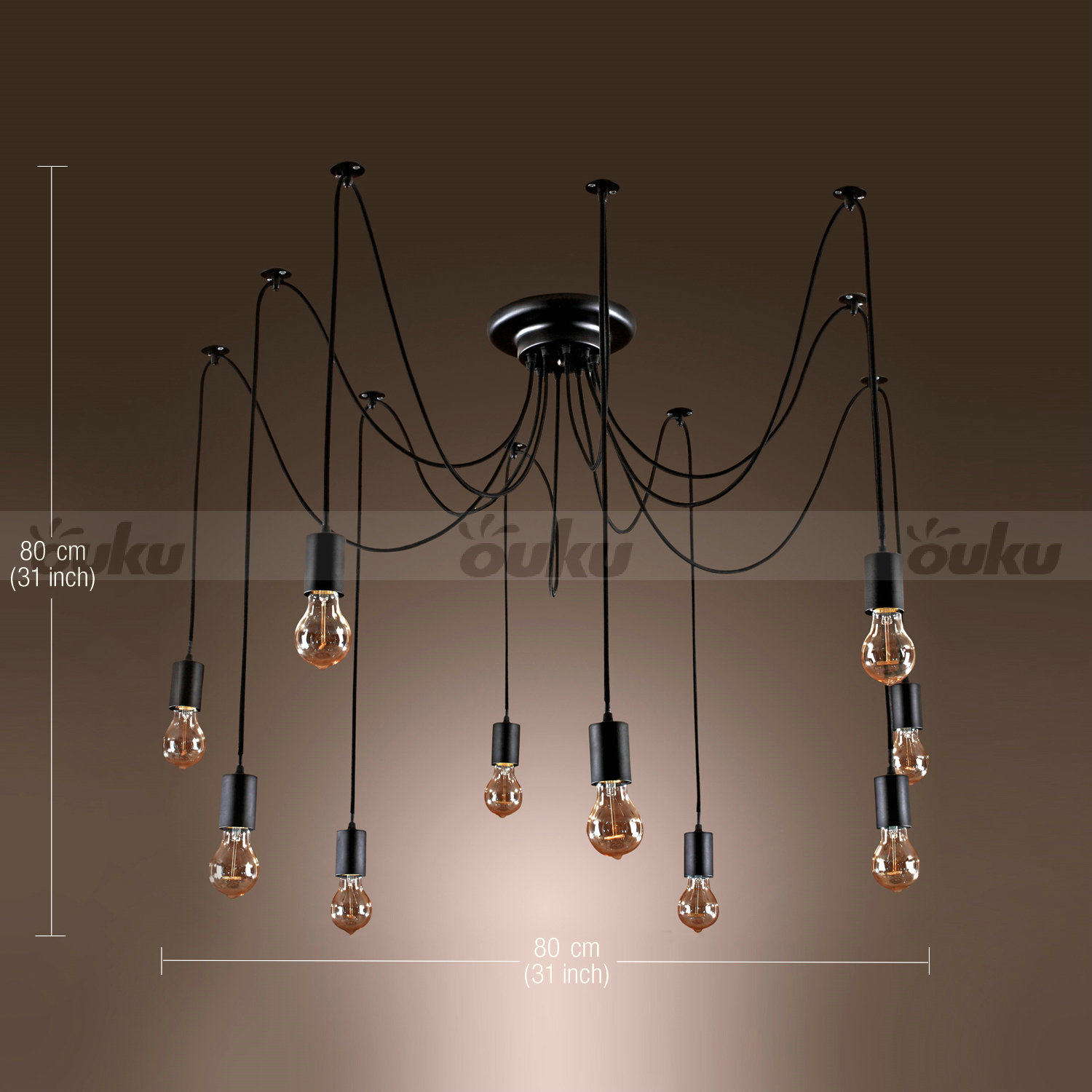 iron unique vintage wrought watt chandeliers bulbs fascinating lighting bulb contemporary chandelier made marvelous candelabra light custom new led spider stunning lamp modern