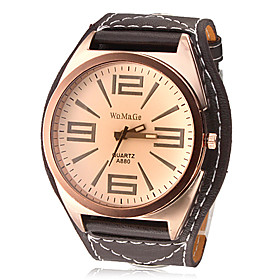 Men's Dress Watch Quartz Analog