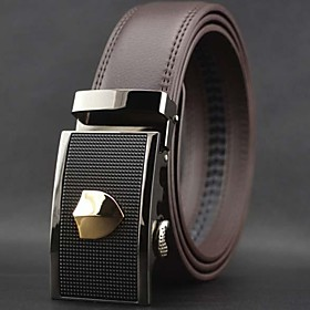 Men's Automatic Buckle Business Leather Belt(More Colors)