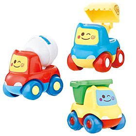 High Quality Cartoon Colorful Design Baby Cute appearance modeling Toy Car General Mobilization  Baby Educational Toys Age Group:Adults'; Net Dimensions:22.56.725.0; Shipping Weight:0.485; Package Dimensions:26.010.028.0; Net Weight:0.285; Special selected products:Clearance