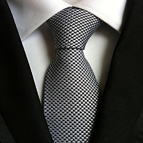 Men's Party / Work / Basic Necktie - Paisley Print