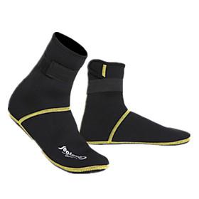 Men's Women's Neoprene Boots Neoprene Anti-Slip Barefoot Diving Surfing Snorkeling Aqua Sports - for Adults