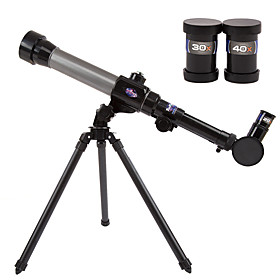 Educational Toy Telescope Kid's Boys' Girls' Toy Gift 1 pcs Gender:Girls',Boys'; Quantity:1; Theme:Telescope; Age Group:Kid's; Age:5 to 7 Years; Category:Educational Toy; Net Dimensions:0.0000.0000.000; Shipping Weight:0.5; Package Dimensions:44.00022.0008.000; Net Weight:0.000; Listing Date:03/30/2017; Base Categories:Toys,Science  Exploration Sets,Educational Toys,Toys  Games