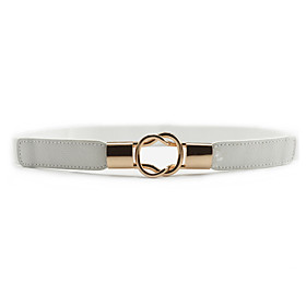 Women's Party / Work / Active Skinny Belt - Solid Colored / Basic