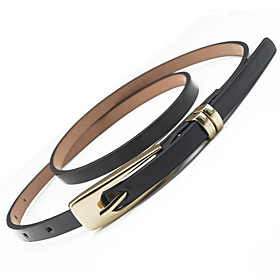 Women's Party / Work / Active Waist Belt - Solid Colored / Basic