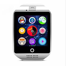 Men's Unisex Sport Watch Fashion Watch Bracelet Watch Digital Charm Water Resistant / Waterproof Analog - Digital White Black Silver / Silicone / Touch Screen