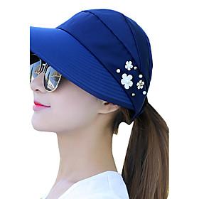 Women's Cotton Sun Hat Print