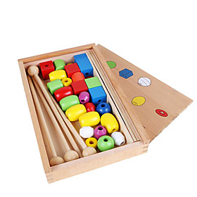Montessori Teaching Tool Building Blocks Educational Toy compatible Wooden Legoing Classic Education Boys' Toy Gift / Kid's / Kids Gender:Boys'; Material:Wooden; Age Group:Kids,Kid's; Age:3 years; Category:Montessori Teaching Tool,Educational Toy,Building Blocks; Features:Education,Classic; Shipping Weight:0.9; Package Dimensions:30.018.55.0; Listing Date:07/04/2017; Base Categories:Building Toys,Construction Set Toys,Toys  Games,Toys