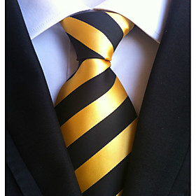 Men's Work / Basic Necktie - Striped