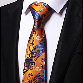 Men's Work Necktie - Striped