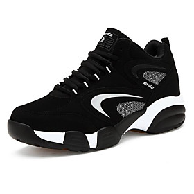 Men's Comfort Shoes Spring / Fall Outdoor Trainers / Athletic Shoes Basketball Shoes Nubuck leather Black / Red / Blue / EU40 Category:Trainers / Athletic Shoes; Upper Materials:Nubuck leather; Season:Spring,Fall; Gender:Men's; Range:EU40; Activity:Basketball Shoes; Occasion:Outdoor; Shipping Weight:0.835187; Listing Date:11/03/2017; 2020 Trends:Comfort Shoes; Foot Length:; SizeChart1_ID:2:135247; Special selected products:COD