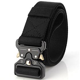 Men's Street chic Waist Belt - Solid Colored