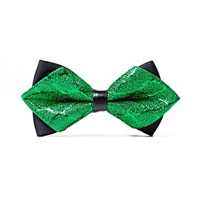 Men's Casual Bow Tie - Solid Colored