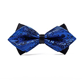 Men's Casual Bow Tie - Jacquard Bow