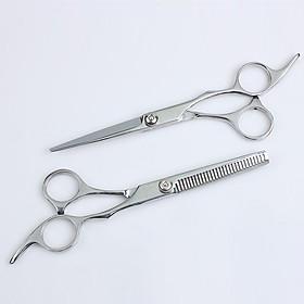Scissors Stainless Steel Accessory Kits scissors Women / Pro 1pcs Daily New Silver
