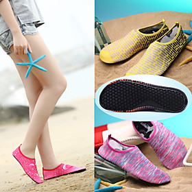 Men's Women's Water Socks Printing Anti-Slip Softness Barefoot Yoga Diving Surfing Snorkeling Water Shoes - for Adults