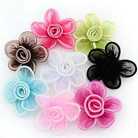 Hair Accessories Synthetic Yarn Wigs Accessories Women's 8pcs pcs 1-4inch cm Party / Daily Stylish Cute