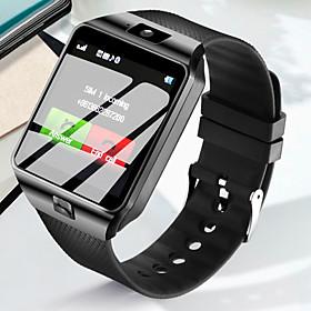 Men's Sport Watch Digital Watch Digital Casual Calendar / date / day Digital White Black Gold / Silicone / Chronograph / LCD / Tachymeter