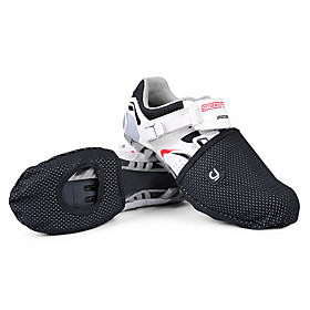 cheji Adults' Cycling Shoes Cover / Overshoes Road Cycling Cycling / Bike Black Men's Cycling Shoes