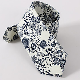 Men's Party / Active Necktie - Floral / Print