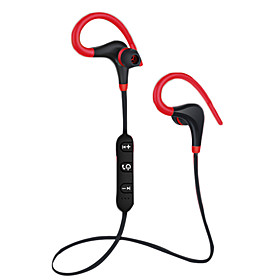 LITBest Hoofdtelefoon met nekband Draadloos Sport Buiten Cool Stereo met microfoon Met volumeregeling Sport Fitness