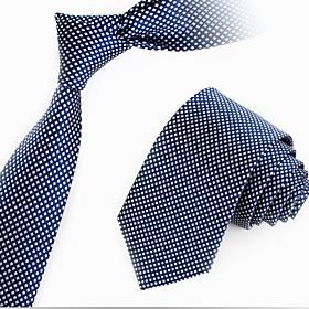 Men's Work Necktie - Jacquard