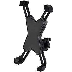 WEST BIKING Bike Phone Mount Adjustable / Retractable Anti-Slip Universal for Road Bike Mountain Bike MTB PVC(PolyVinyl Chloride) iPhone X