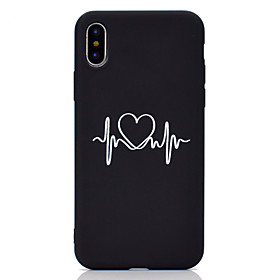 Case For Apple iPhone 11 / iPhone 11 Pro / iPhone 11 Pro Max Frosted / Pattern Back Cover Heart Soft TPU What's in the box:Case1; Type:Back Cover; Material:TPU; Compatibility:Apple; Pattern:Heart; Hard / Soft:Soft; Features:Pattern,Frosted; Customization:iPhone XS Max,iPhone XR; Net Weight:0.02; Listing Date:04/04/2019; Phone/Tablet Compatible Model:iPhone XS,iPhone SE / 5s,iPhone 5,iPhone 6,iPhone 6 Plus,iPhone 6s,iPhone 6s Plus,iPhone 11 Pro Max,iPhone 7,iPhone 11 Pro,iPhone 7 Plus,iPhone 11,iPhone X,iPhone XS Max,iPhone 8 Plus,iPhone XR,iPhone 8
