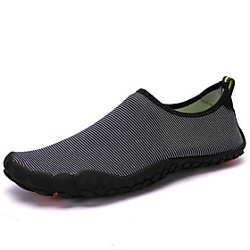 Men's Women's Water Shoes Printing Rubber Barefoot Swimming Aqua Sports - for Adults