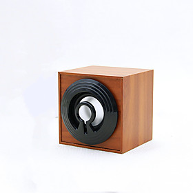 Computer speakers Wired Computer  Speaker Outdoor Mini Portable For PC Model:Computer speakers; Power Supply:5; Connection:Wired; Working Time:6  ; Type:Computer  Speaker; Material:ABS,Alloy,Wooden / Bamboo; Compatibility:Laptop,PC; Features:Outdoor,Mini,Portable; Net Dimensions:8.5  8.5  8.5; Net Weight:0.16; Listing Date:04/15/2019; Loudspeaker Quantity:1 x Computer speakers