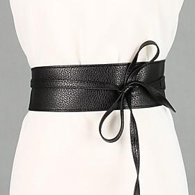 Women's Cute Wide Belt - Vintage