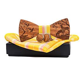Men's Active / Basic Bow Tie - Print