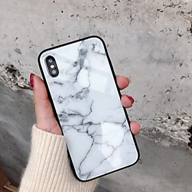 Telefon Hülle Für Apple iPhone XS Max / iPhone XR / iPhone X. / iPhone 8 / iPhone XS / iPhone 8 Plus / iPhone 7 / iPhone 7 plus / iPhone 6s / 6 / iPhone 6s Plu Was ist in der Box?:Behälter1; Art:Rückseite; Material:Gehärtetes Glas; Kompatibilität:Apple; Muster:Marmor; Hart weich:Hart; Zusätzliches Material:Hartglas; Eigenschaften:Muster; Anpassung:iPhone XS Max,iPhone XR; Nettodimensionen:0.0000.0000.000; Nettogewicht:0.000; Kotierung:04/28/2019; Telefon / Tablet-kompatibles Modell:iPhone XS,iPhone 6,iPhone 6 Plus,iPhone 6s,iPhone 6s Plus,iPhone 7,iPhone 7 Plus,iPhone X,iPhone 8 Plus,iPhone XS Max,iPhone 8,iPhone XR