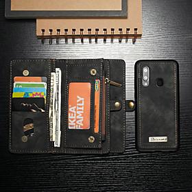 Caseme Case For Samsung Galaxy Galaxy A30(2019) / Galaxy A50(2019) / Samsung Galaxy A20(2019) Wallet / Card Holder / with Stand Full Body C