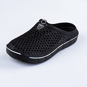 Men's Clogs  Mules Casual / Beach Daily Outdoor Water Shoes / Upstream Shoes EVA(ethylene-vinyl acetate copolymer) Breathable Non-slipping White / Black / Blue