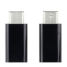 2PCS Type-C to USB Connectors Adapters