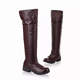 Cosplay Shoes Attack on Titan Armin Arlert / Eren Jager / Erwin Smith Anime Cosplay Shoes PU Leather / Polyurethane Leather Men's / Women's 855