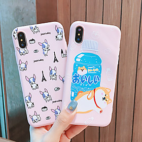Phone Case For Apple Back Cover iPhone XR iPhone XS iPhone XS Max iPhone X iPhone 8 Plus iPhone 8 iPhone 7 Plus iPhone 7 iPhone 6s Plus iPhone 6s Waterproof Pa What's in the box:Case1; Type:Back Cover; Material:TPU; Compatibility:Apple; Pattern:Animal; Features:Pattern,Waterproof; Listing Date:08/06/2019; Phone/Tablet Compatible Model:iPhone 7,iPhone 7 Plus,iPhone X,iPhone SE 2020,iPhone 8 Plus,iPhone XS Max,iPhone 8,iPhone XR,iPhone XS,iPhone 6,iPhone 6 Plus,iPhone 6s,iPhone 6s Plus; Special selected products:Clearance