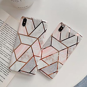 Phone Case For Apple iPhone SE (2020) / iPhone 11 / iPhone 11 Pro / iPhone 11 Pro Max / iPhone XS Max / iPhone XR / iPhone X / iPhone XS / iPhone 8 / iPhone 8 What's in the box:Case1; Type:Back Cover; Material:TPU; Compatibility:Apple; Pattern:Marble,Geometric Pattern; Features:Shockproof; Net Dimensions:0.0000.0000.000; Net Weight:0.000; Listing Date:08/08/2019; Production mode:External procurement; Phone/Tablet Compatible Model:iPhone 8 Plus,iPhone XS Max,iPhone 8,iPhone XR,iPhone XS,iPhone 6,iPhone 6 Plus,iPhone 6s,iPhone 6s Plus,iPhone 7,iPhone 7 Plus,iPhone X,iPhone SE 2020