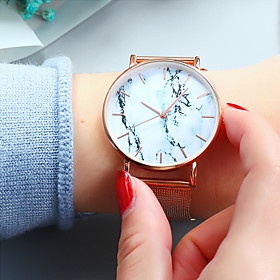Women's Quartz Watches Quartz Fashion Casual Watch Analog Rose Gold Black Gold / One Year / Stainless Steel / Stainless Steel / One Year