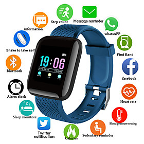Men's Sport Watch Digital Modern Style Stylish Outdoor Heart Rate Monitor Analog Black Blue Red / One Year / Silicone / LCD