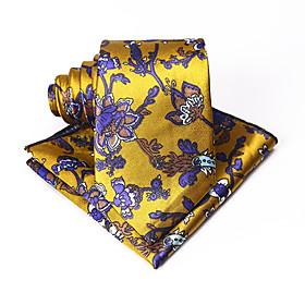 Men's / Women's Party / Basic Necktie - Print