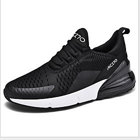Men's Comfort Shoes Cowhide Winter Athletic Shoes Running Shoes Black / Red Category:Trainers / Athletic Shoes; Upper Materials:Cowhide; Season:Winter; Gender:Men's; Activity:Running Shoes; Occasion:Daily; Shipping Weight:0.5; Listing Date:10/29/2019; 2020 Trends:Comfort Shoes; Foot Length:; Size chart date source:Provided by Supplier.